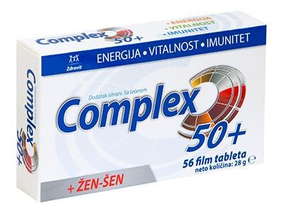 Complex 50+