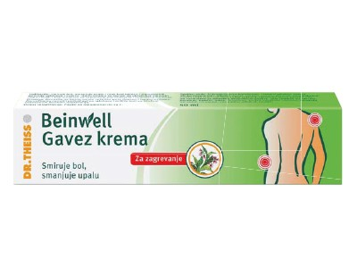 Beinwell gavez krema