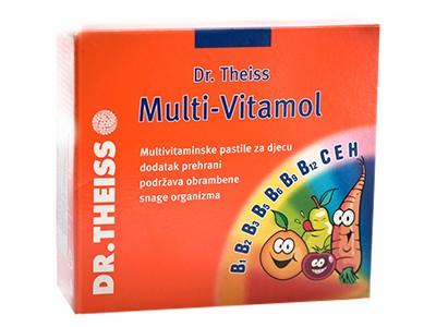 Multivitamol pastile