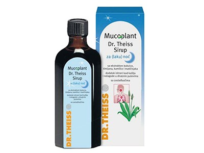 Mucoplant Good night sirup