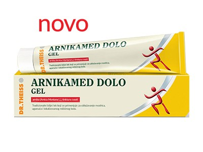 Arnikamed Dolo gel