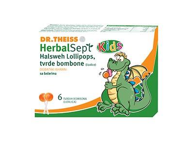 Herbal Sept Lizalice protiv bola u grlu
