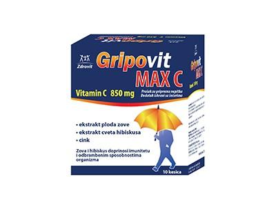 Gripovit Max C